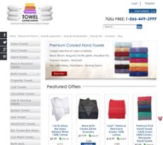 Towel Supercenter website history