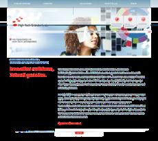 High-Tech Startup Fund website history