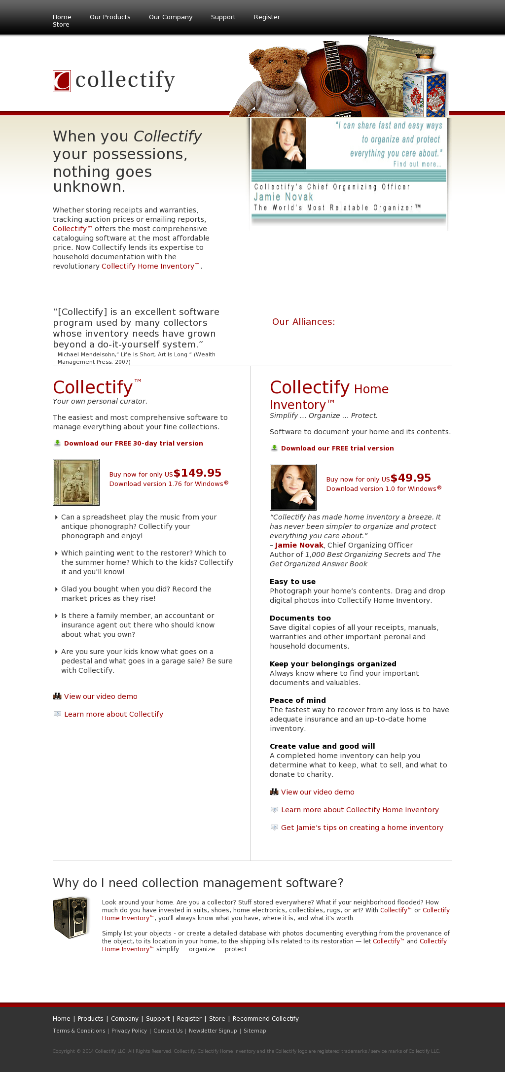 Collectify Competitors, Revenue and Employees - Owler