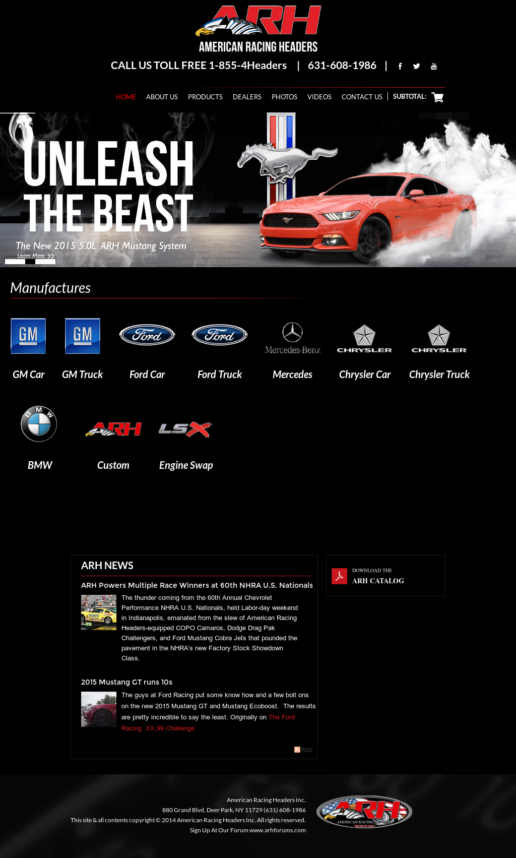 American Racing Headers Competitors Revenue And Employees