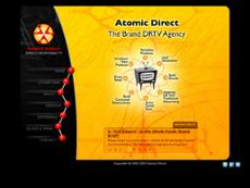 Atomic website history