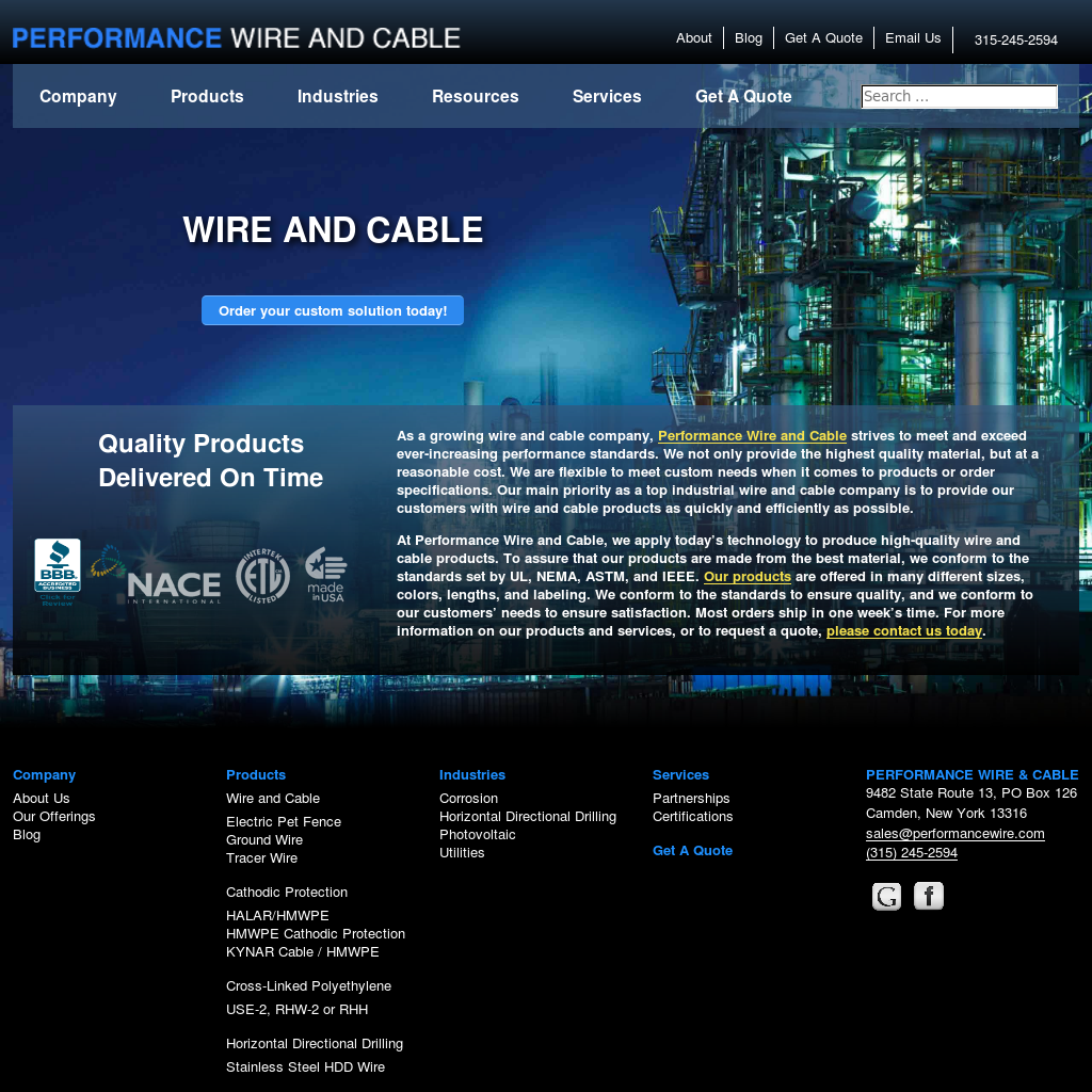 Performance Wire Competitors, Revenue and Employees - Owler Company ...