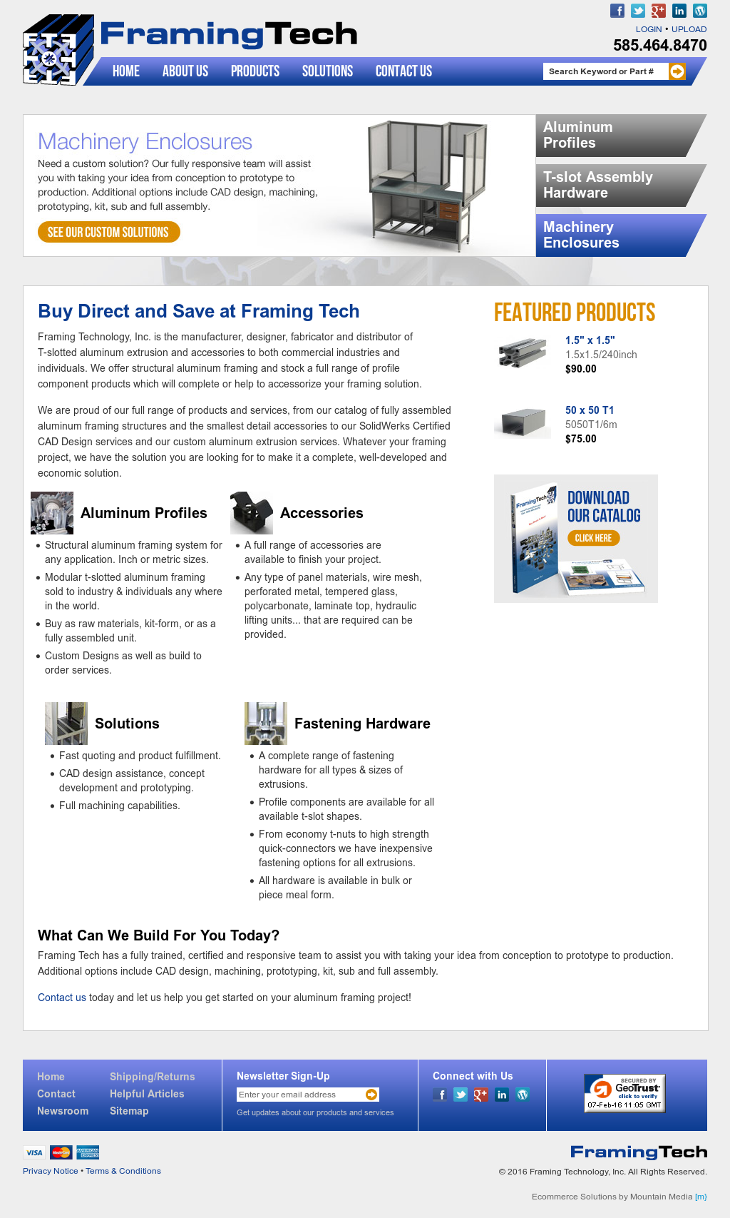 Framing Tech Competitors, Revenue and Employees - Owler Company Profile