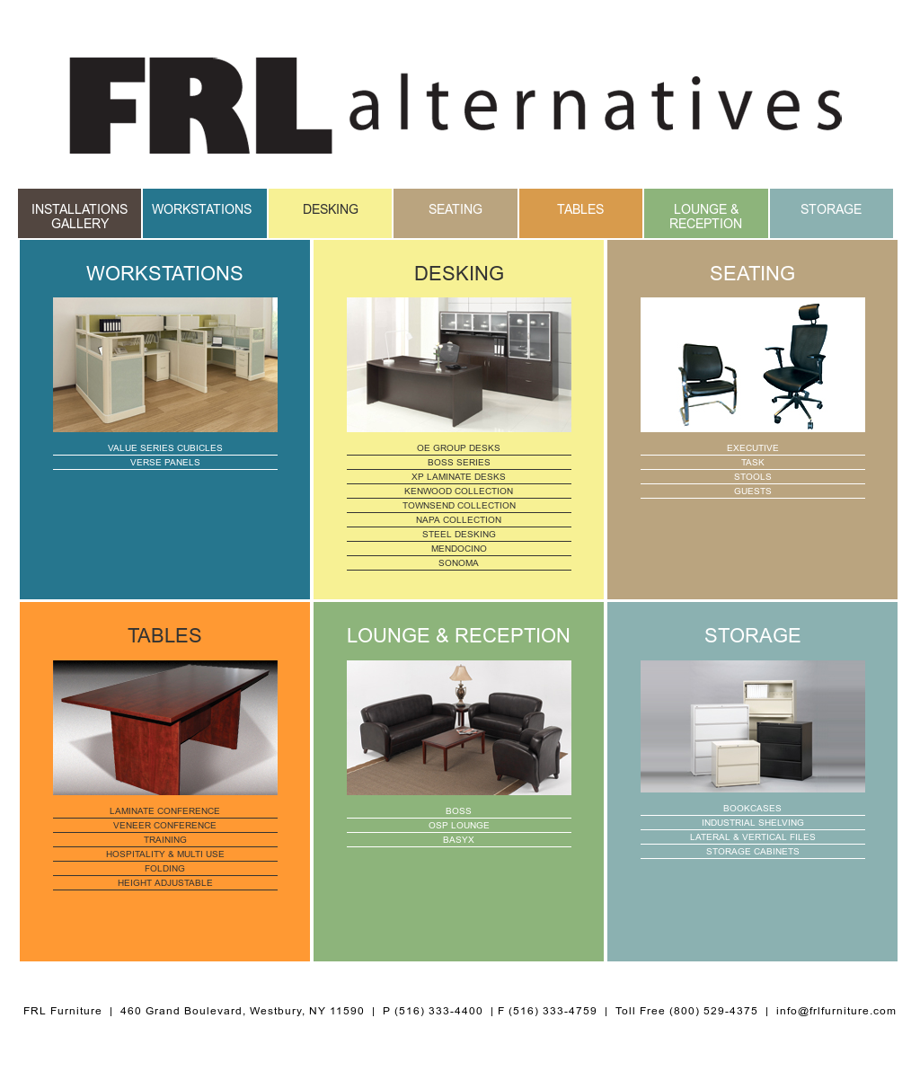 Charmant FRL Furnitureu0027s Website Screenshot On May 2017