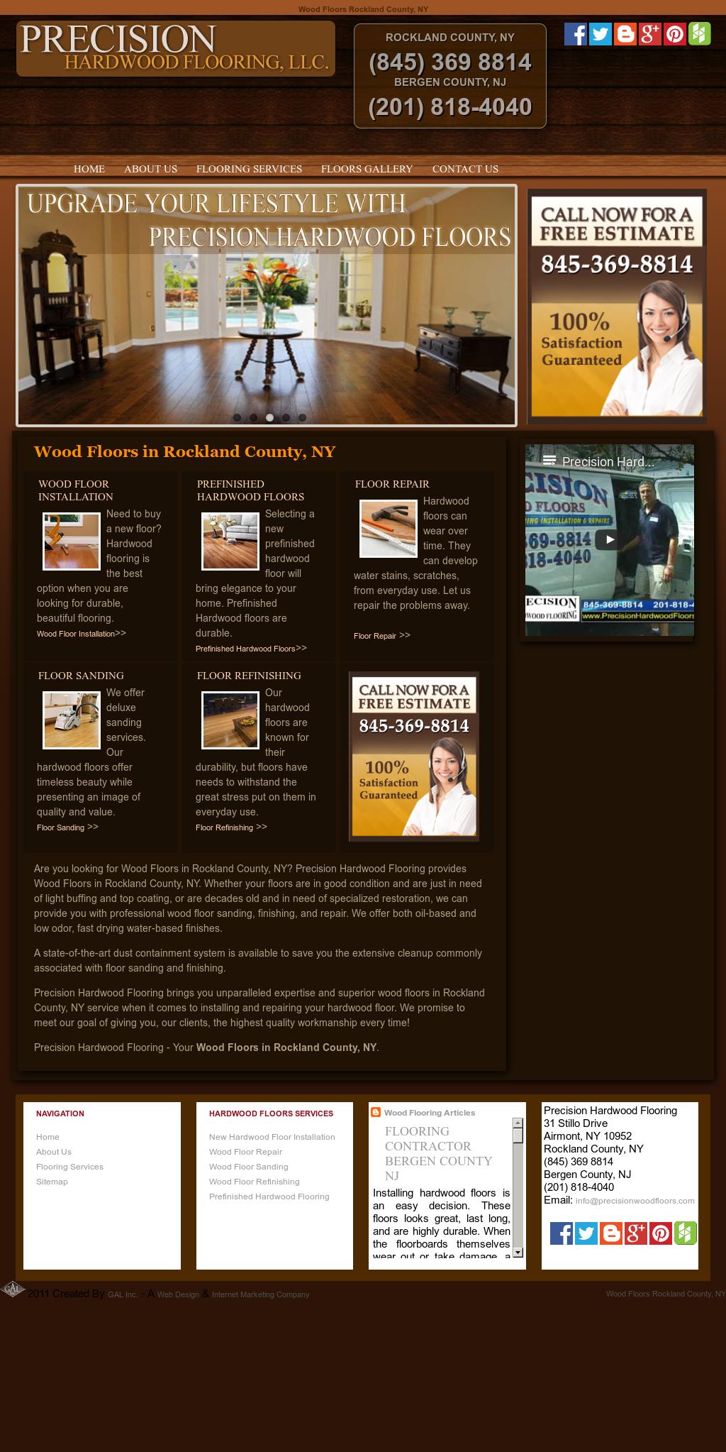 Precision Hardwood Flooring Competitors Revenue And