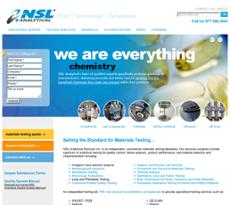 NSL website history