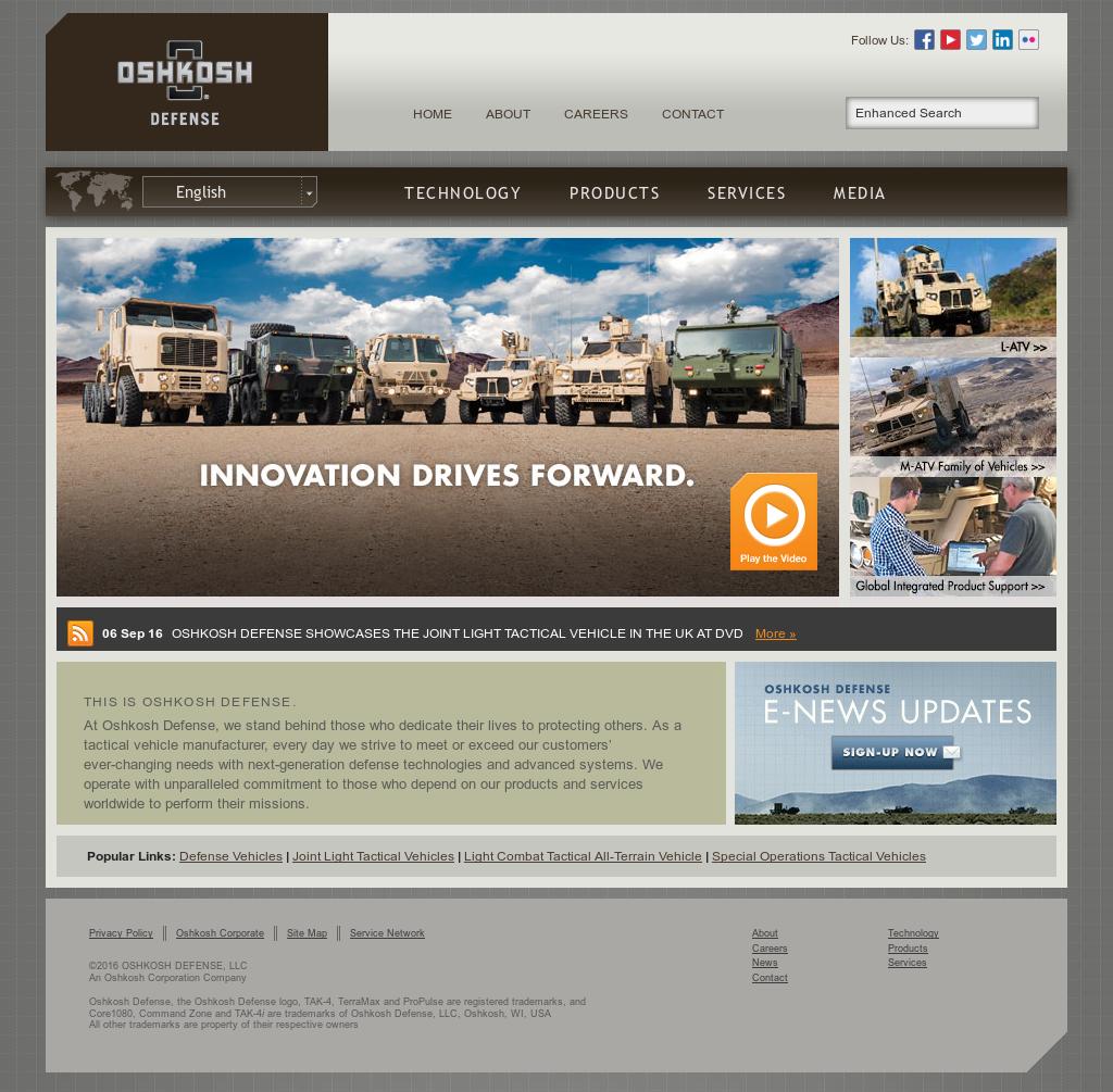 Oshkosh Competitors, Revenue and Employees - Owler Company
