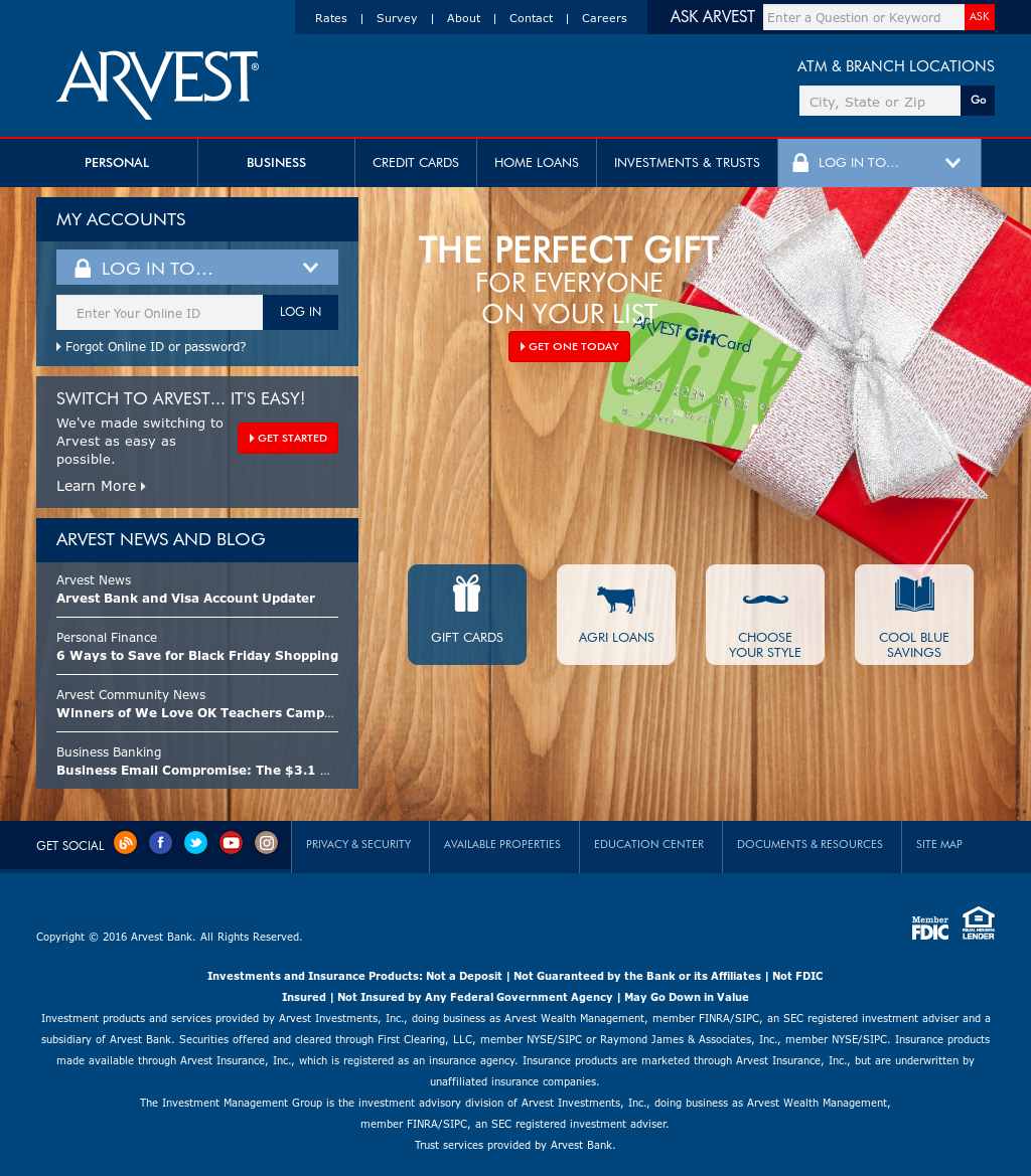 Arvest Competitors, Revenue and Employees - Owler Company Profile