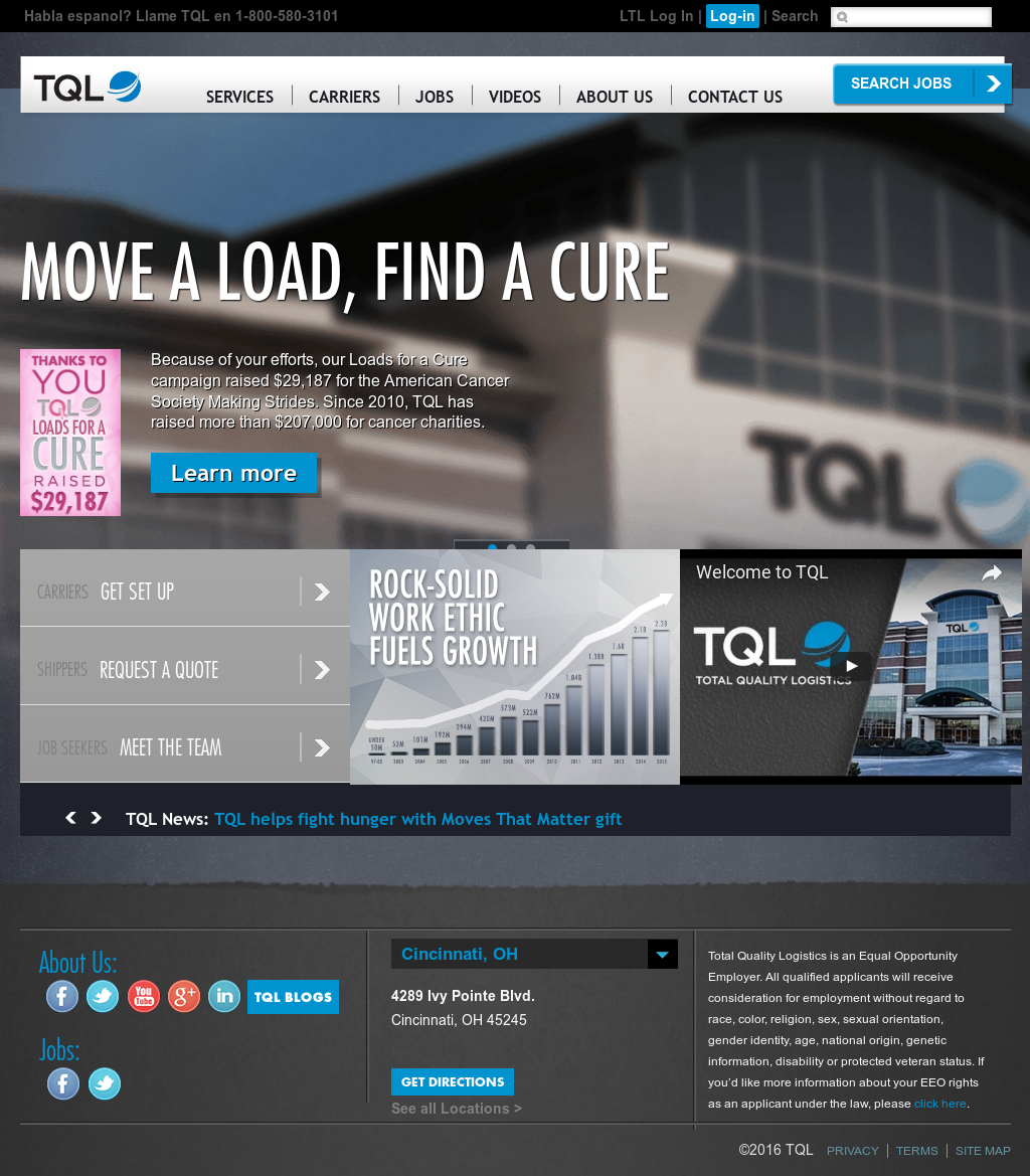 TQL Competitors, Revenue and Employees - Owler Company Profile