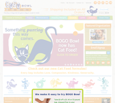 BOGO Bowl website history