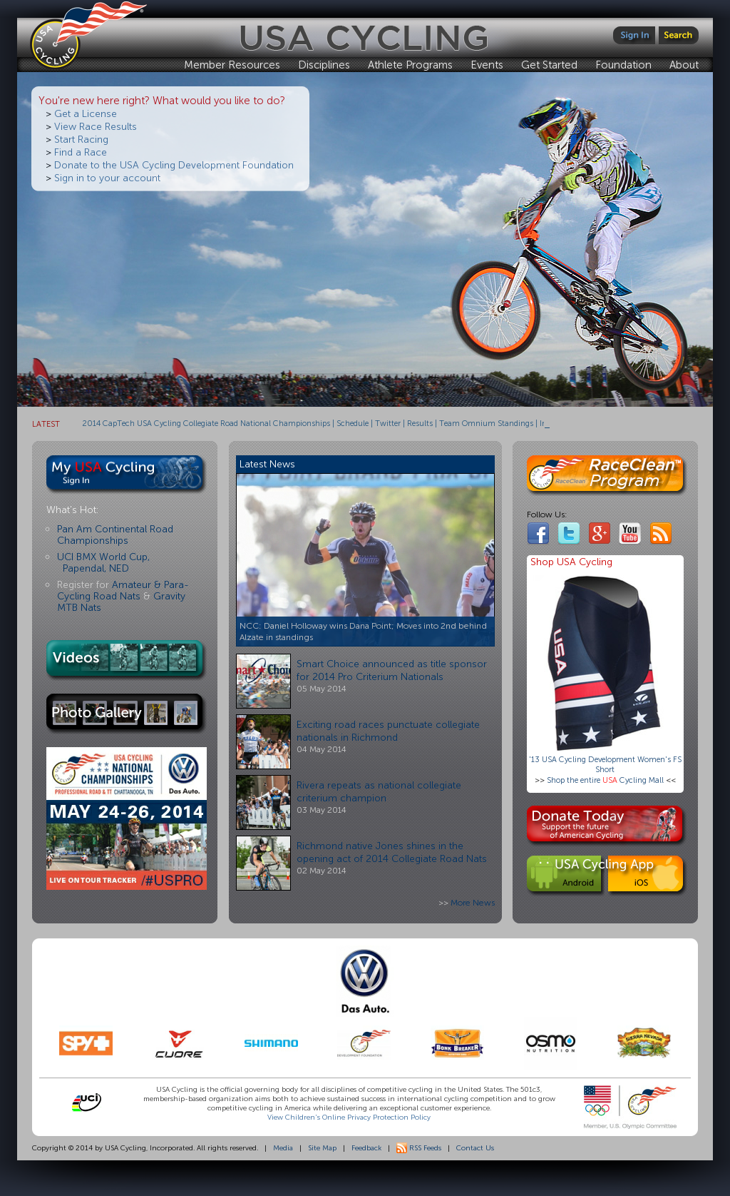 USA Cycling Competitors, Revenue and Employees - Owler Company Profile