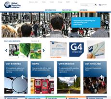 GRI website history
