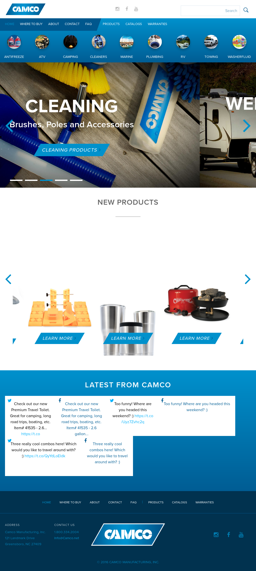 Camco S Latest News Blogs Press Releases Videos