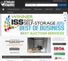 Storage Battles Website History