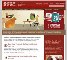 Stockton Graham website history