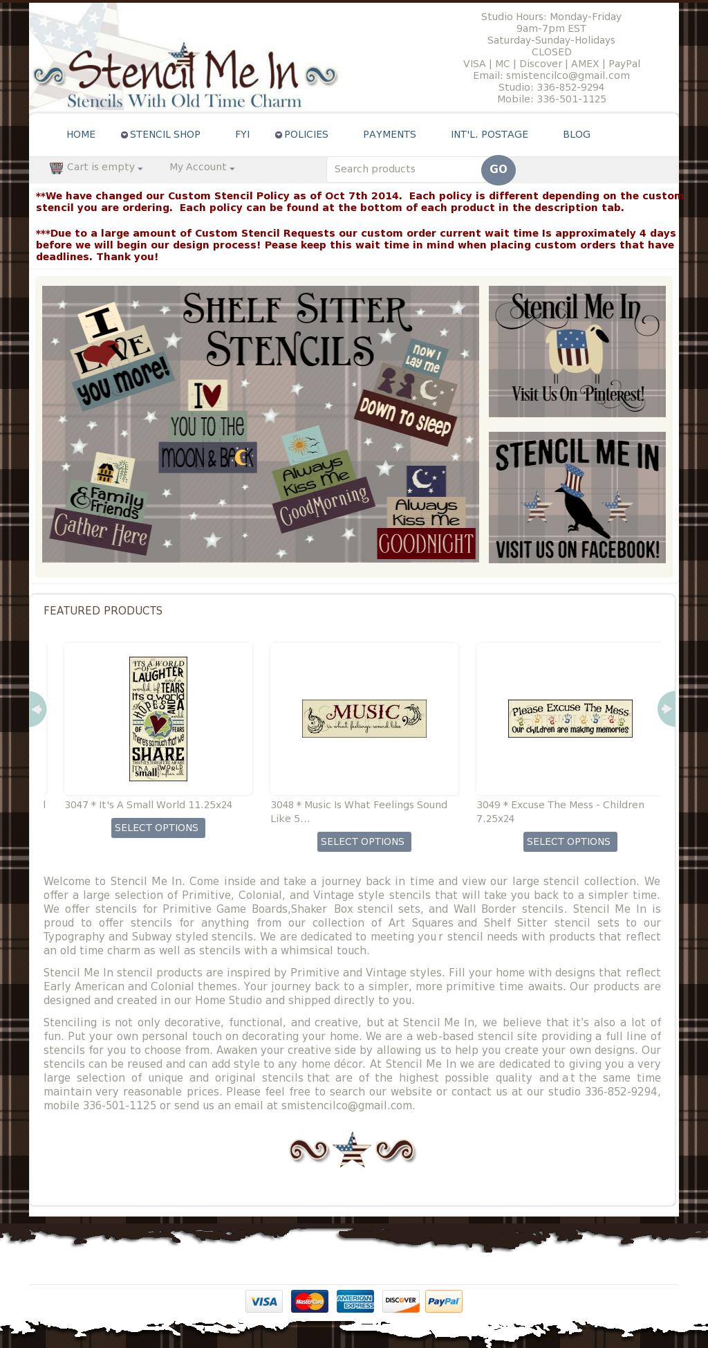 Stencil Me In Competitors, Revenue and Employees - Owler Company Profile