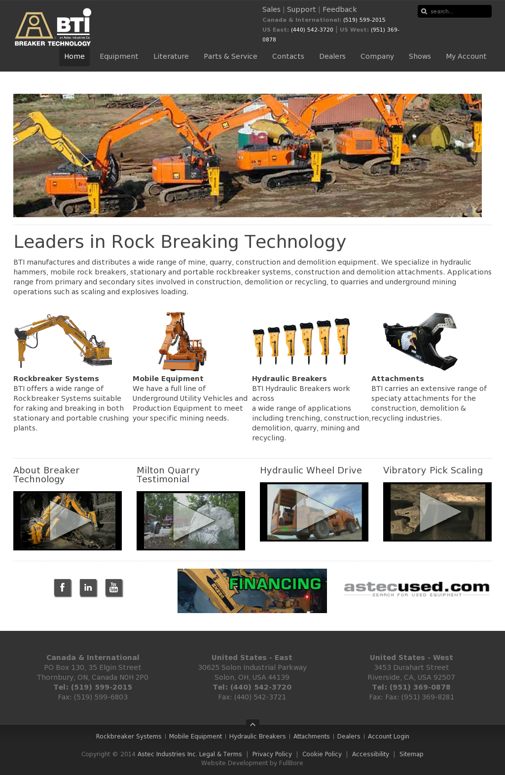 Rockbreaker Competitors, Revenue and Employees - Owler