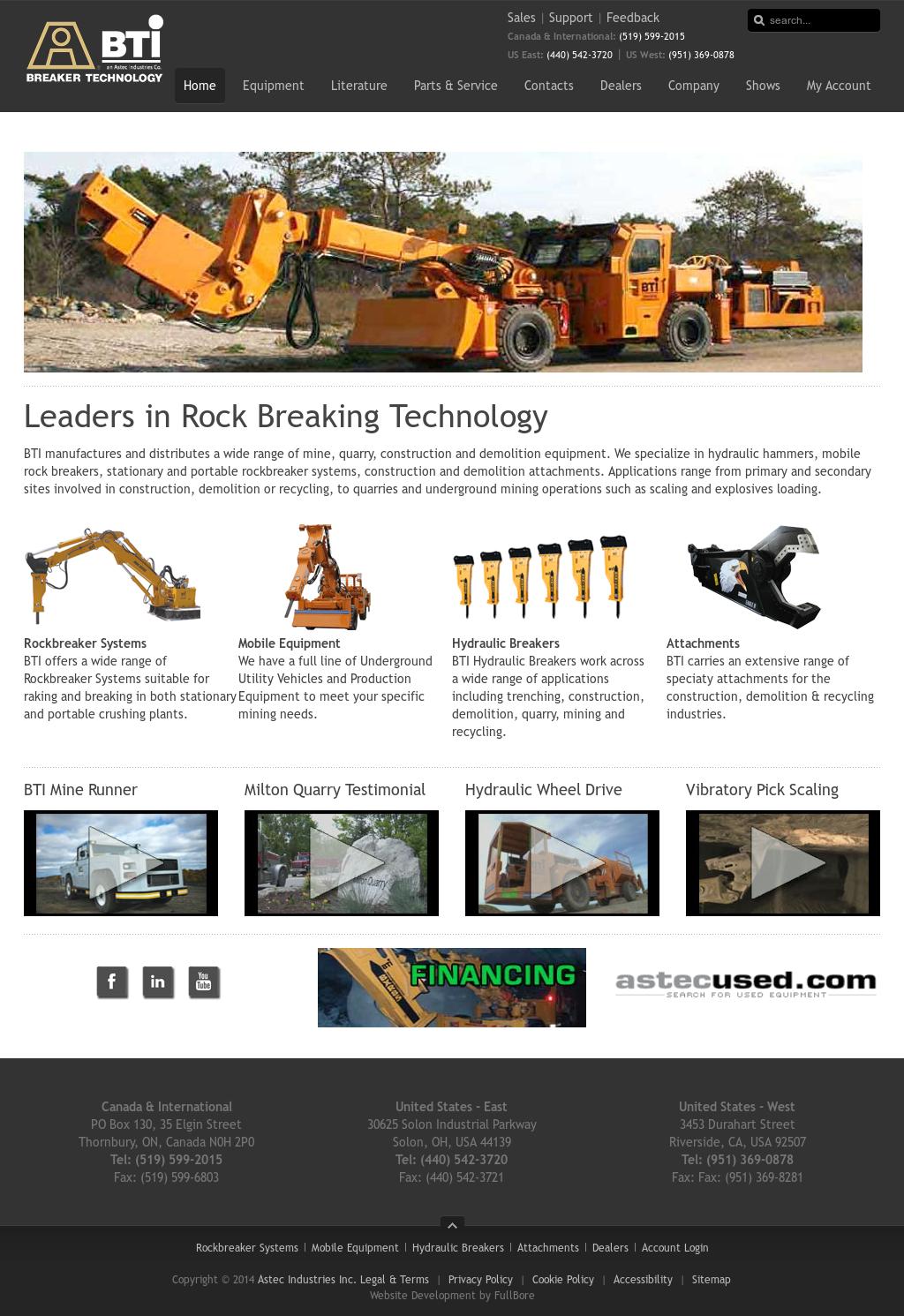 Rockbreaker Competitors, Revenue and Employees - Owler Company Profile