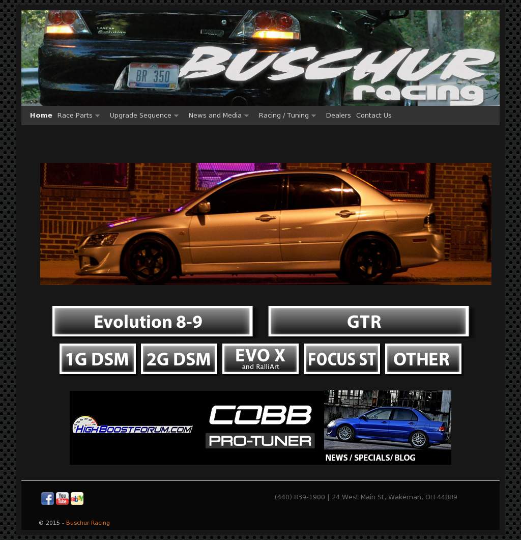 Buschur Racing Competitors, Revenue and Employees - Owler
