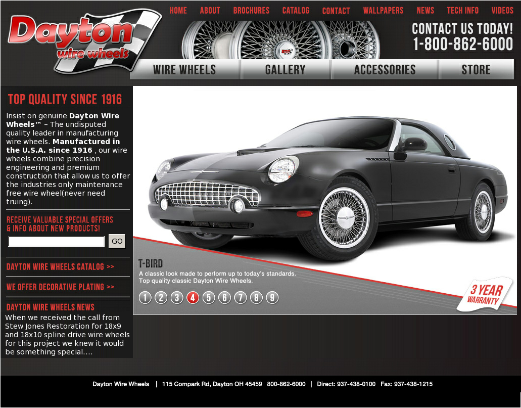 Daytonwirewheels Competitors, Revenue and Employees - Owler Company ...