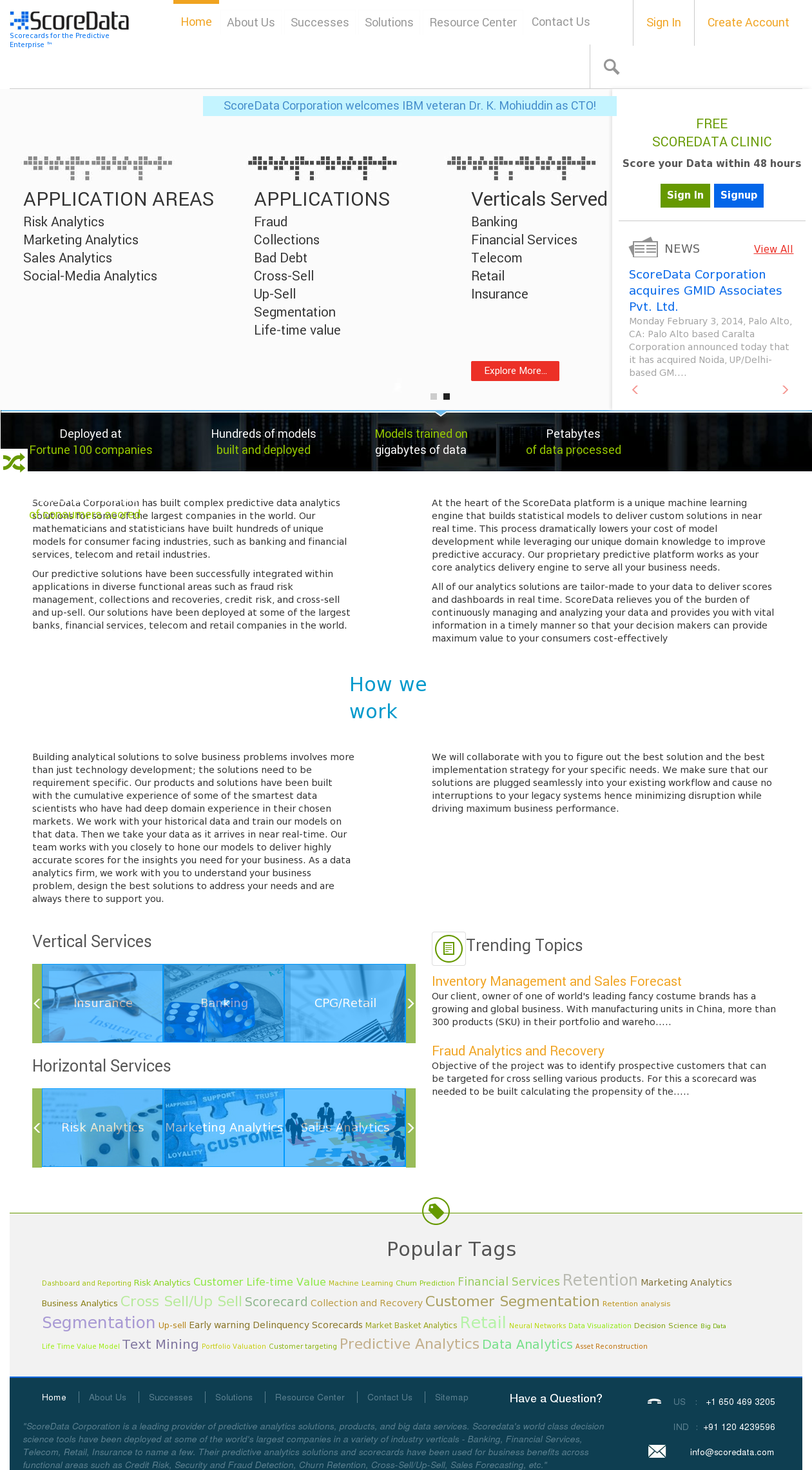ScoreData Competitors, Revenue and Employees - Owler Company