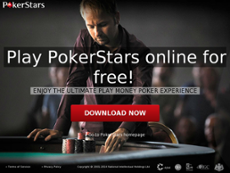 PokerStars website history