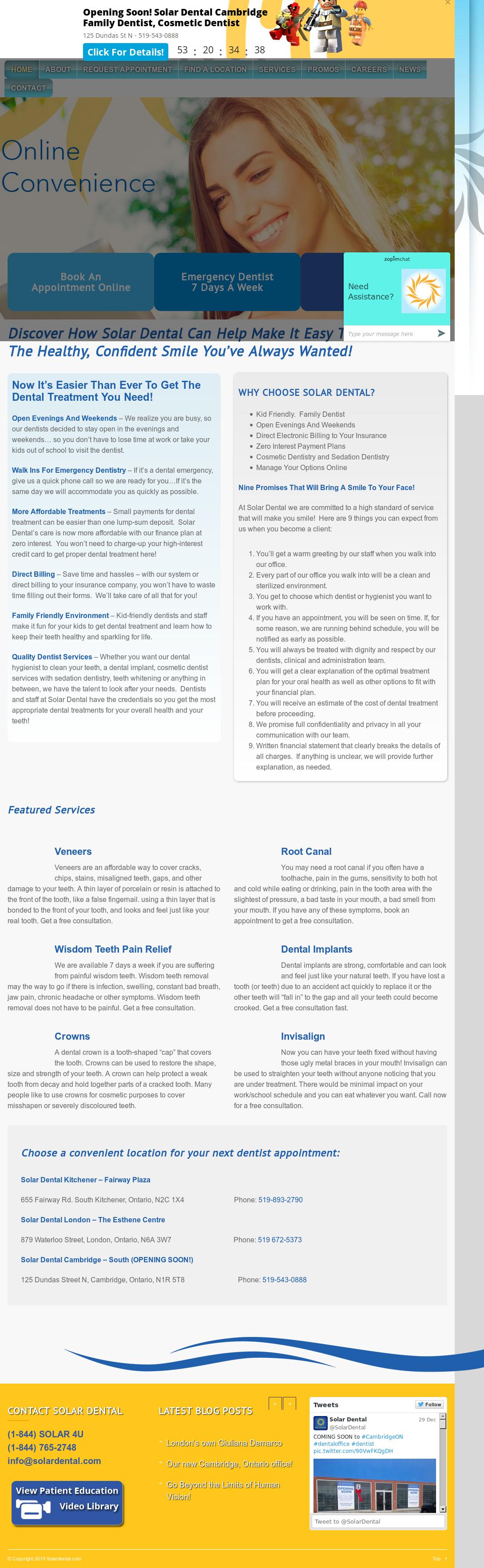 Solardental Competitors, Revenue and Employees - Owler Company Profile