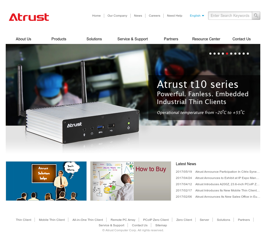 Atrust Competitors, Revenue and Employees - Owler Company