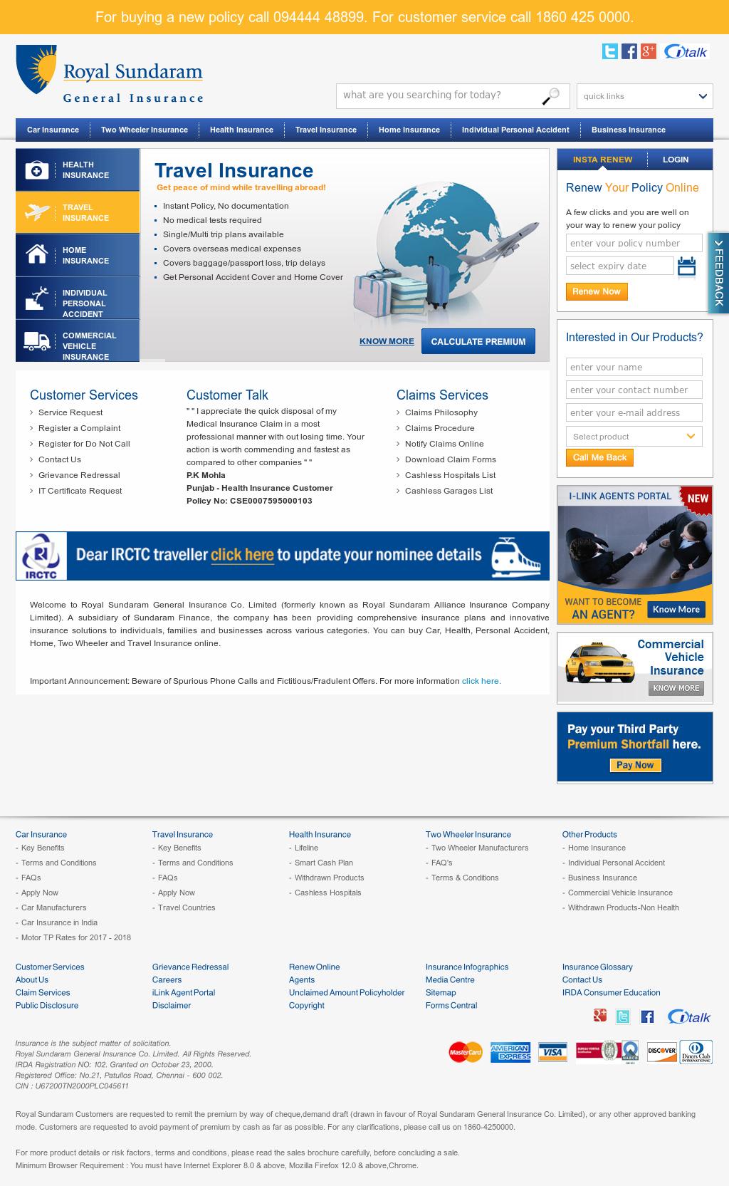 Future Generali Car Insurance Review