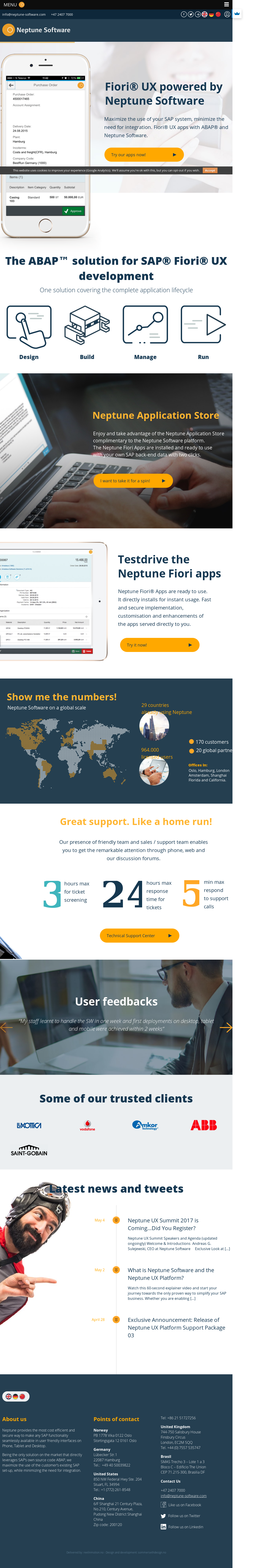 Neptune Competitors, Revenue and Employees - Owler Company Profile