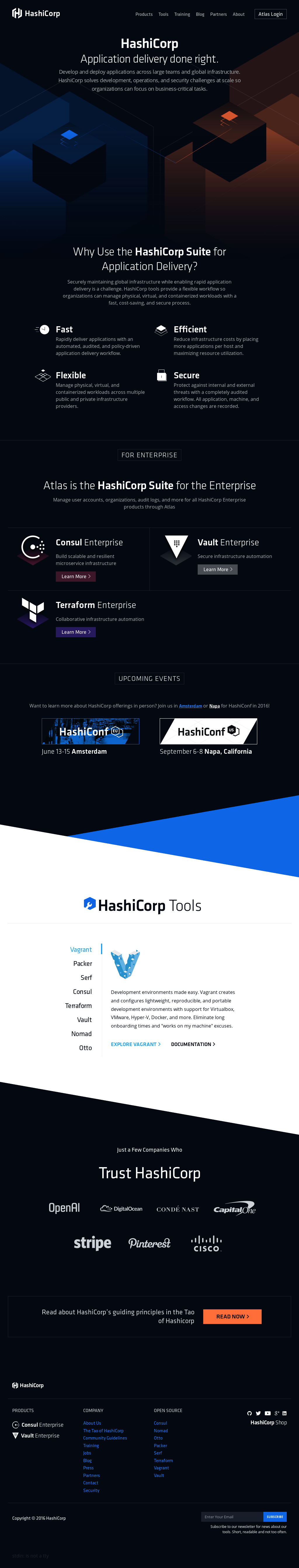 HashiCorp Competitors, Revenue and Employees - Owler Company Profile