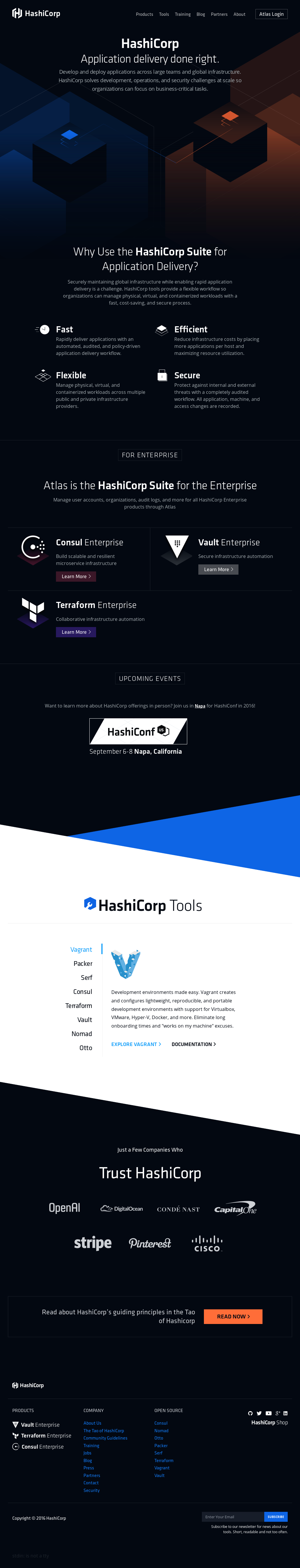 HashiCorp Competitors, Revenue and Employees - Owler Company