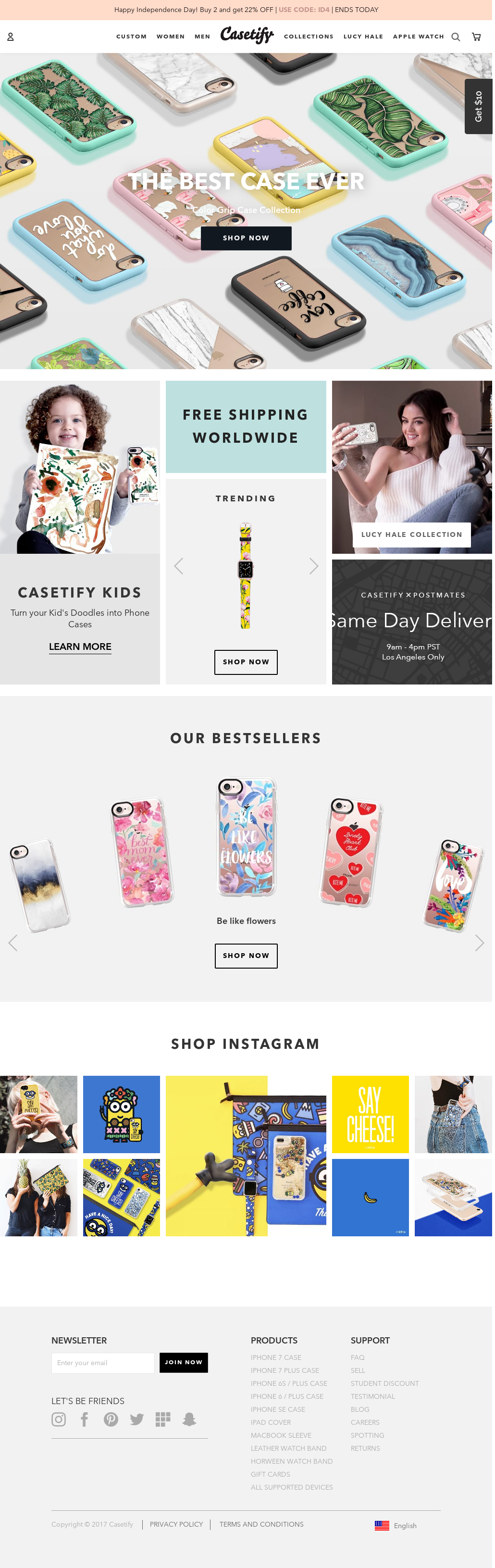 Owler Reports - Press Release: Casetify : CASETiFY Upgrades
