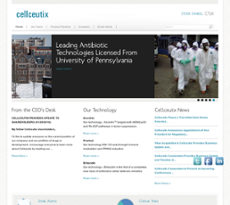 Cellceutix website history