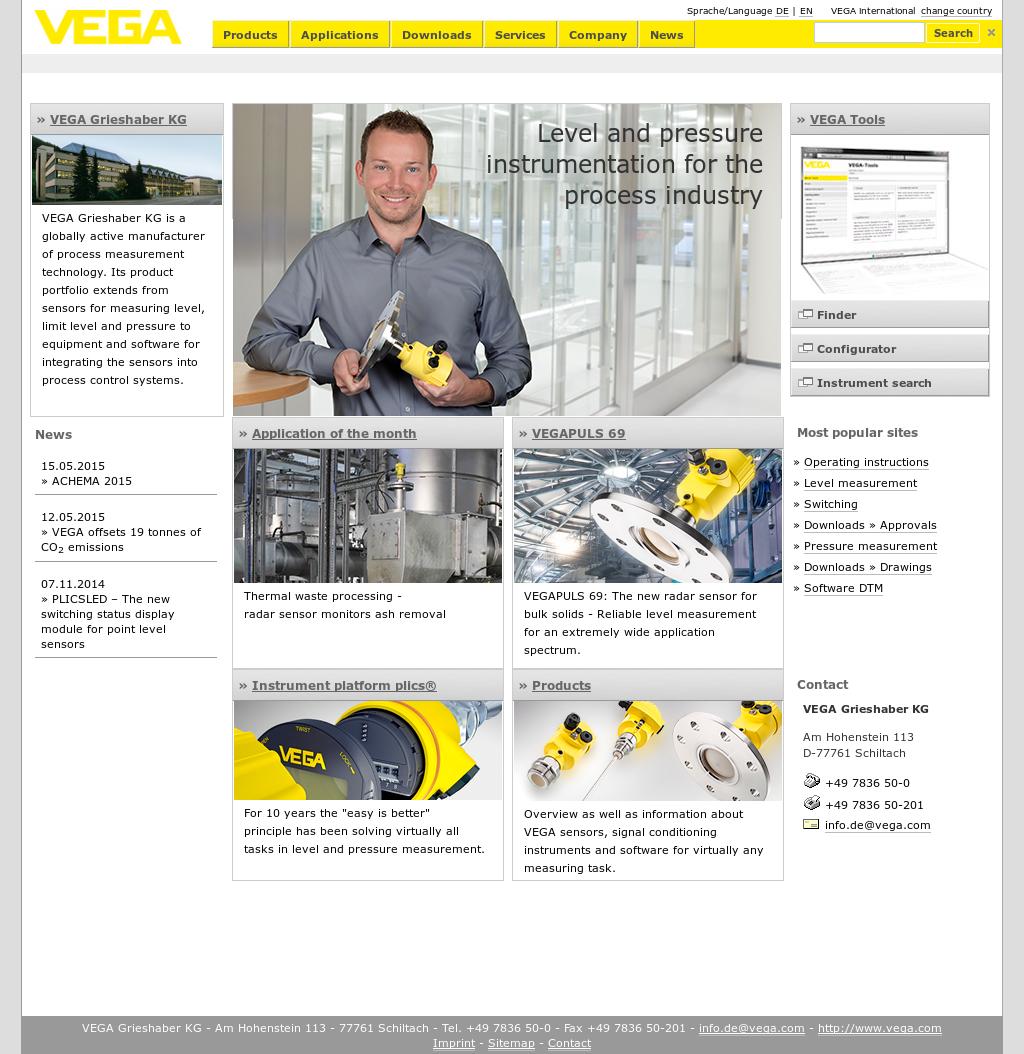 VEGA Competitors, Revenue and Employees - Owler Company Profile
