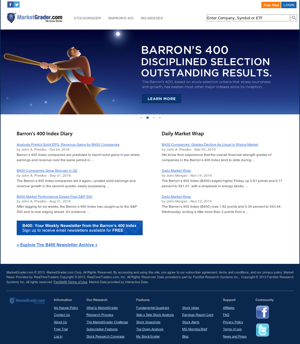 MarketGrader Competitors, Revenue and Employees - Owler Company Profile