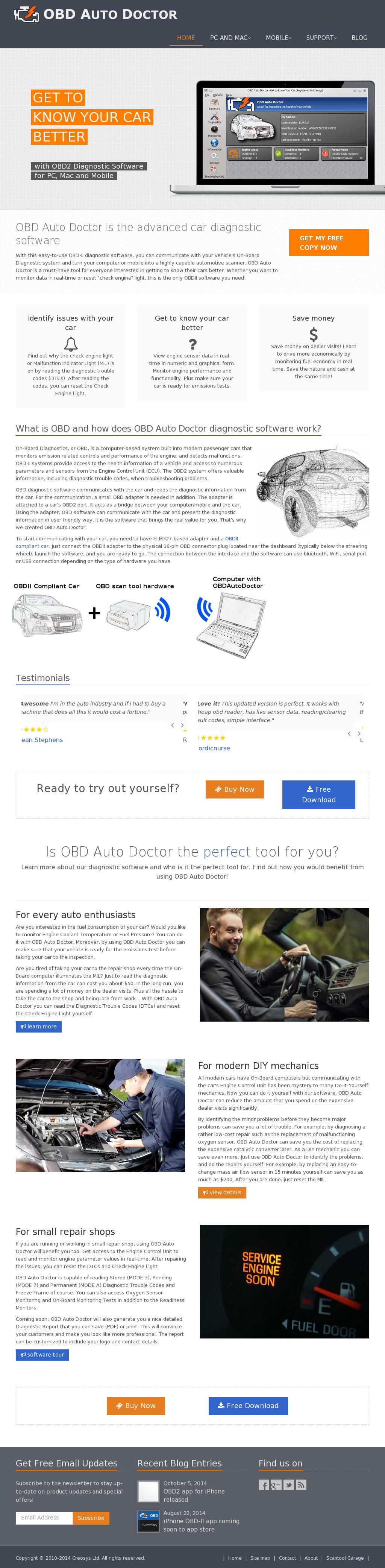 auto doctor app