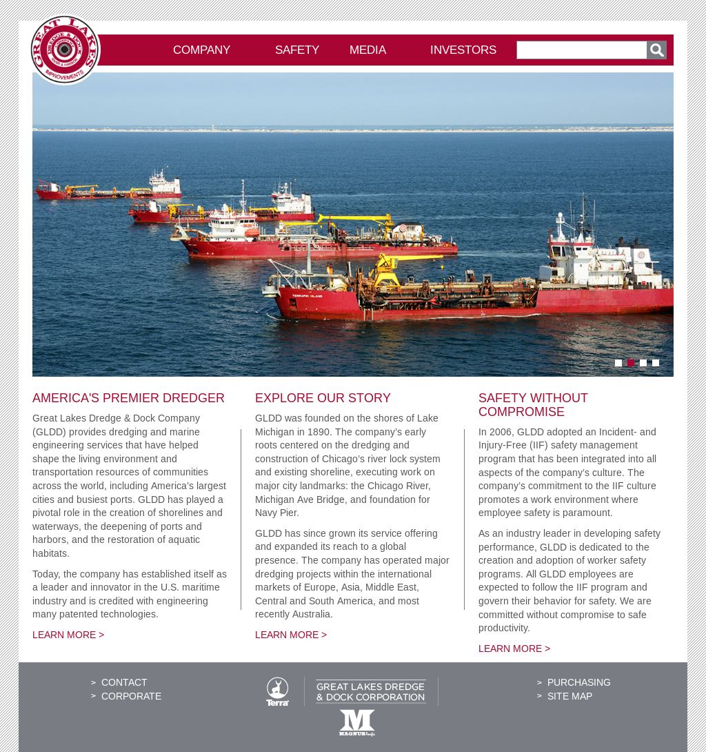 Great Lakes Dredge & Dock Company Competitors, Revenue and