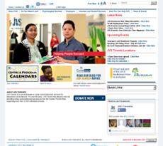 JVS website history