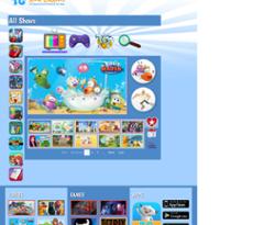 ToonGoggles website history