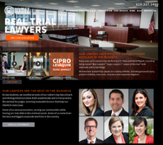 Gomez Trial Attorneys website history
