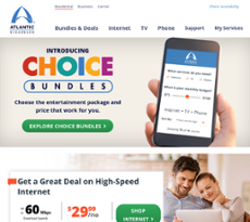 Atlantic Broadband Competitors, Revenue and Employees