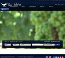 Daniel Gale Sotheby's website history