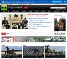 RT website history
