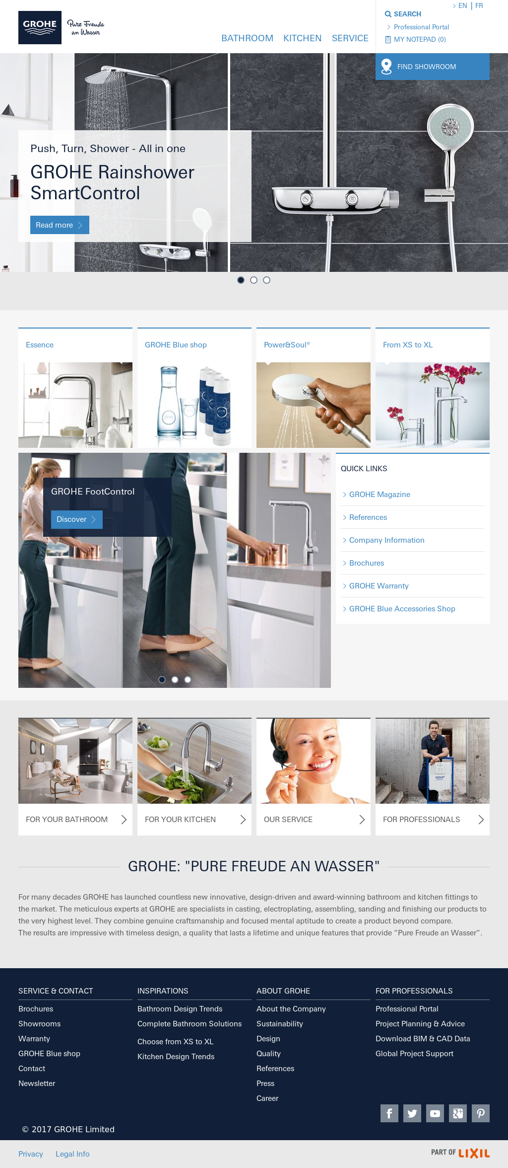 Grohe Canada Competitors, Revenue and Employees - Owler Company Profile