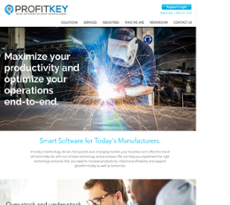ProfitKey website history