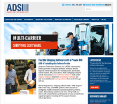 ADSI website history