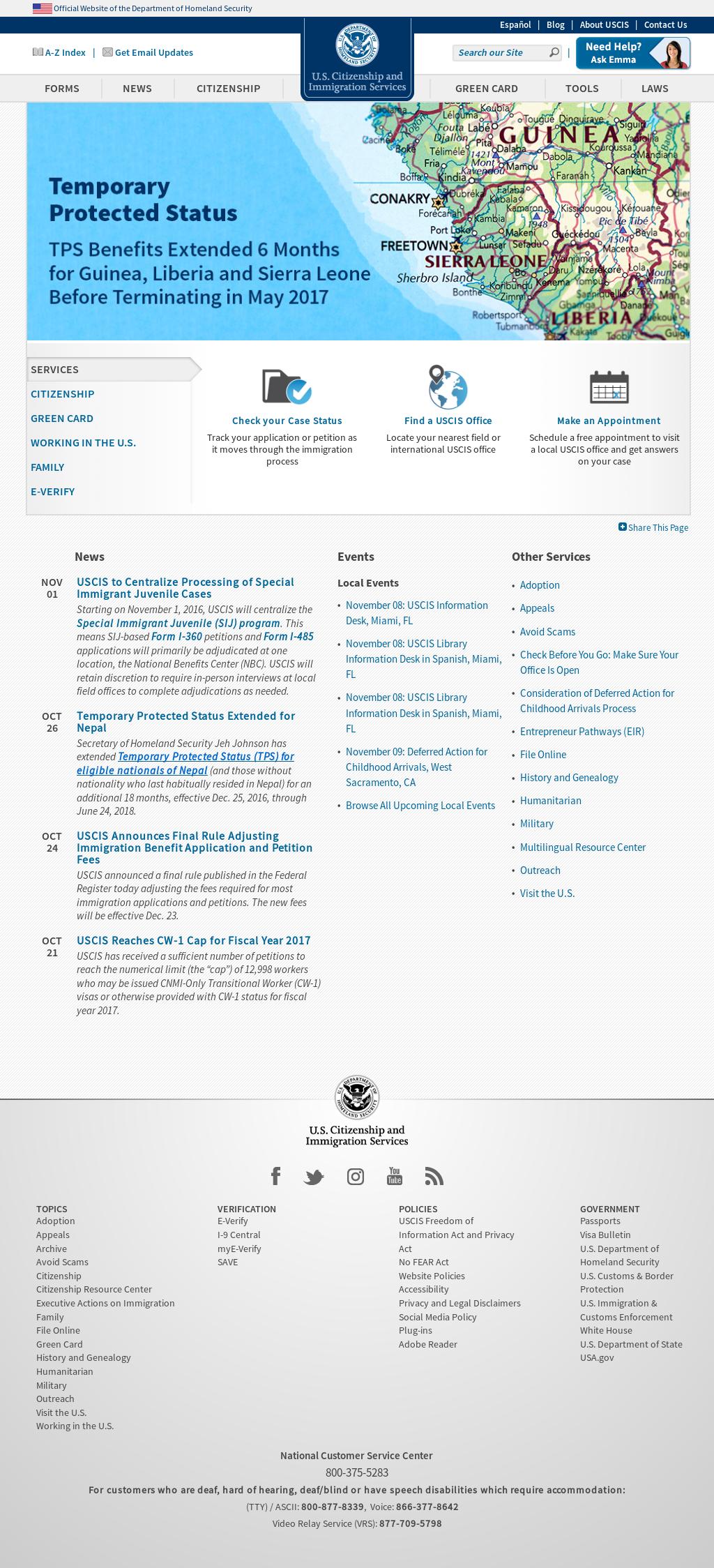 USCIS Competitors, Revenue and Employees - Owler Company Profile