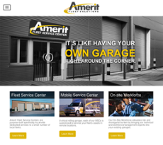 Amerit Fleet Solutions website history