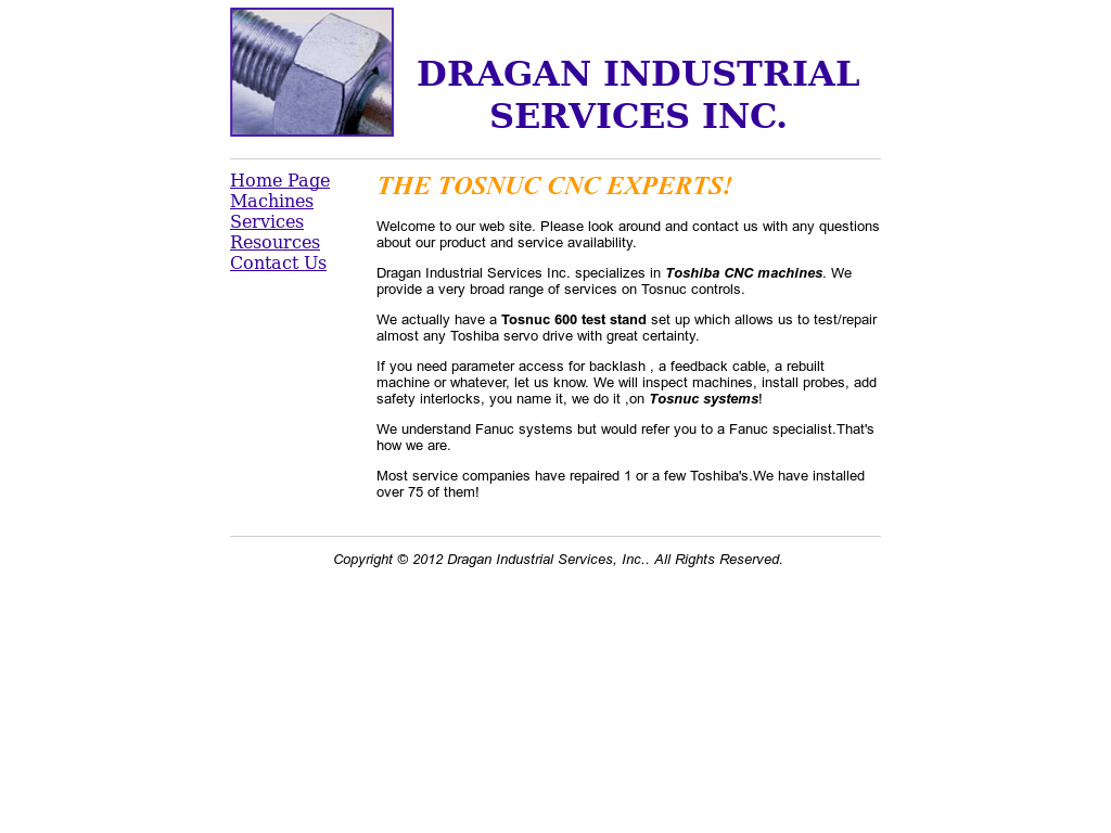 Dragan Industrial Services Competitors, Revenue and